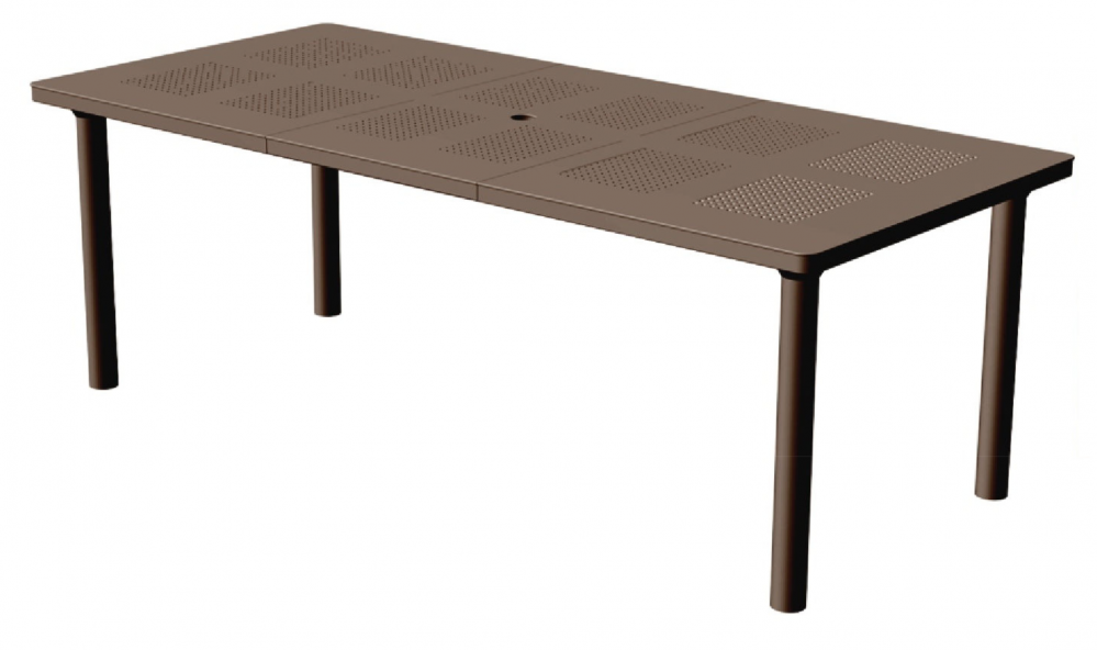 gartentisch nardi libeccio 160x100 wei ausziehtisch. Black Bedroom Furniture Sets. Home Design Ideas