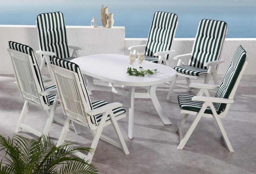 balkonmöbel set weiß | ambiznes, Gartenmöbel