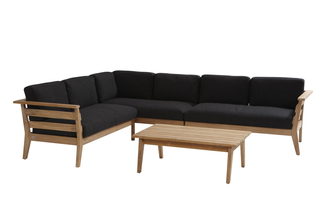 kissen 4seasons polo r ckenkissen rechts loungemodul garten loungem bel vom gastrom bel. Black Bedroom Furniture Sets. Home Design Ideas