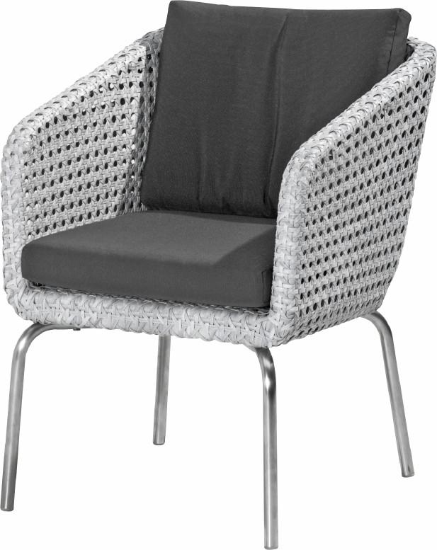 luxus polyrattan geflecht gartenstuhl luton sessel geflechtm bel diningchair online shop. Black Bedroom Furniture Sets. Home Design Ideas