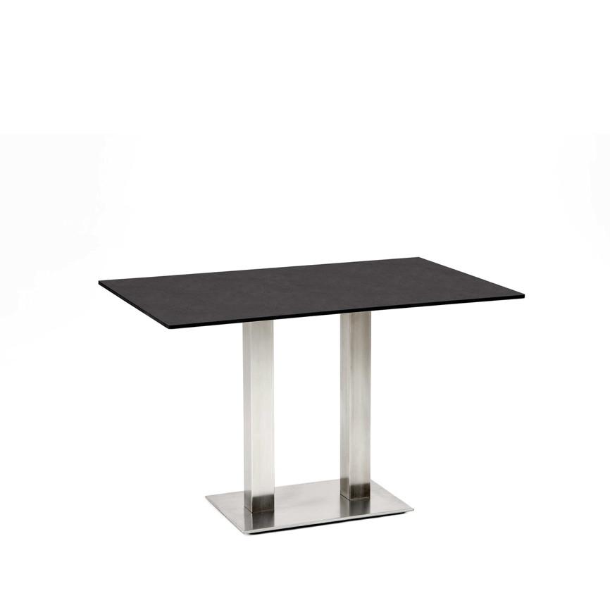 Gartentisch Niehoff Bistrotisch 120x81 Hpl Granit Design Esstisch