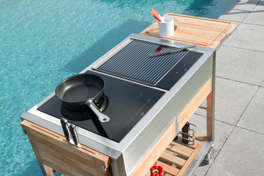 Outdoor Küche Gastro : Massgeschneiderte aussenküchen aus edelstahl für sie