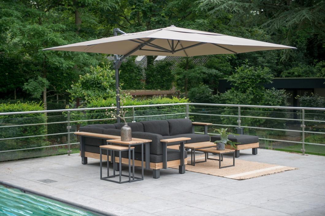 Gartenstuhl 4Seasons «Cordoba» Mittelelement, Loungemodul ...