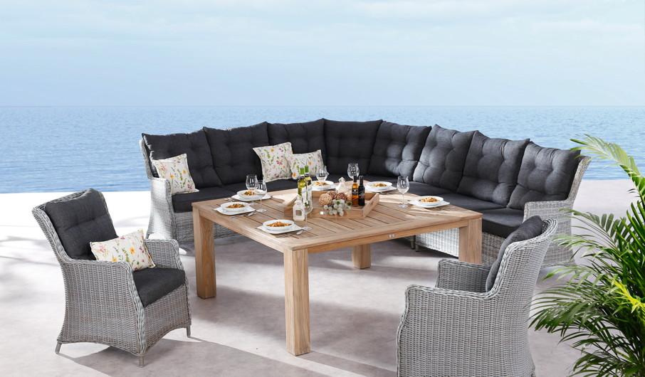 Gartenmöbel Set Lounge | saigonford.info