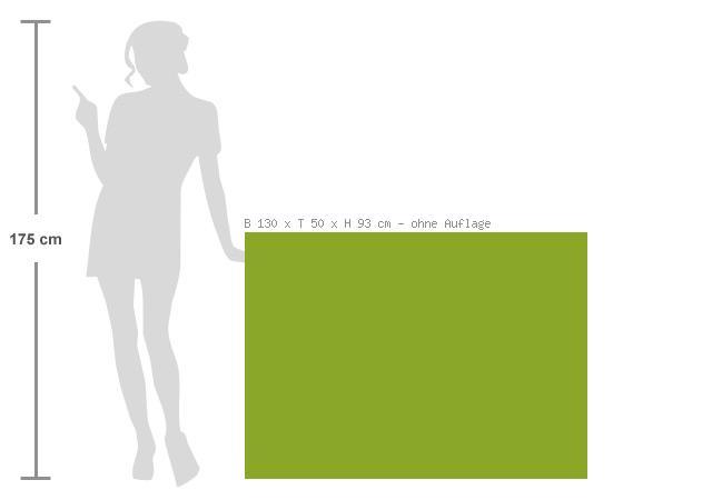 gartenbank friesenbank mit auflagenbox sitzbank kissentruhe holzbank sitztruhe vom gastrom bel. Black Bedroom Furniture Sets. Home Design Ideas