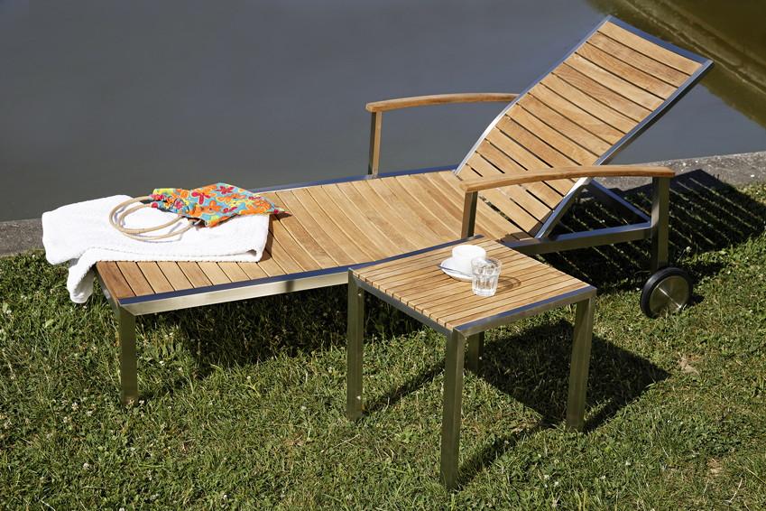 gartenliegen sonnenliegen wellnessliegen fr hotels pension bder. Black Bedroom Furniture Sets. Home Design Ideas