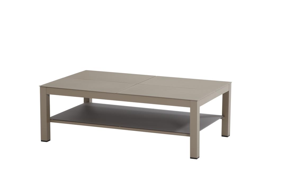 gartentisch vallarta weiss couchtisch aluminiumtisch vom gastrom bel fachh ndler. Black Bedroom Furniture Sets. Home Design Ideas